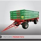 Przyczepa PRONAR T672 - 8000 kg