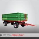 Przyczepa PRONAR T653/1 - 5000 kg