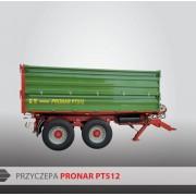 Przyczepa PRONAR PT512 - 12000 kg