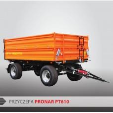 Przyczepa PRONAR PT610 - 10290 kg