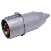 Wtyka 32A 4B metalowa 500V