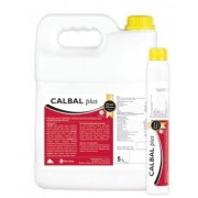 Calbal Plus 200ml - preparat wapniowo - magnezowy zapobiegający porażeniu poporodowemu