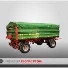 Przyczepa PRONAR PT606 - 8900 kg