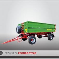 Przyczepa PRONAR PT608 - 8460 kg