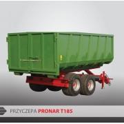 Przyczepa PRONAR T185 - 12130 kg