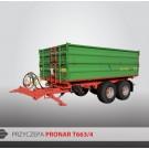 Przyczepa PRONAR T663/4 - 10420 kg