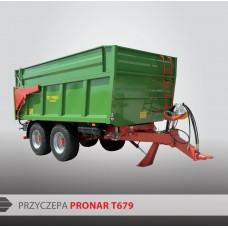 Przyczepa PRONAR T679 - 12000 kg