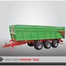 Przyczepa Pronar T682 - 21000 kg