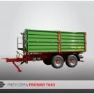 Przyczepa PRONAR T683 - 10420 kg