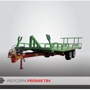 Przyczepa samozaładowcza PRONAR TB4 - 7200 kg