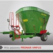 Wóz paszowy PRONAR VMP-10 - 4000 kg