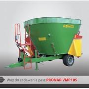 Wóz paszowy PRONAR VMP-10S - 4000 kg