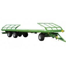 Przyczepa platformowa PRONAR T025 - 9040 kg