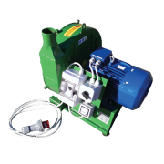 M-ROL Rozdrabniacz bijakowy ssąco-tłoczący H122/3 (22 kW)
