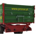 Przyczepa PRONAR T671 - 5000 kg