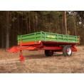 Przyczepa PRONAR T654 - 3780 kg