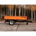 Przyczepa PRONAR T655 - 2980 kg